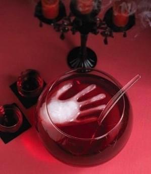 Напиток для Хэллоуина