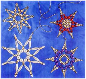 схема плетения сети