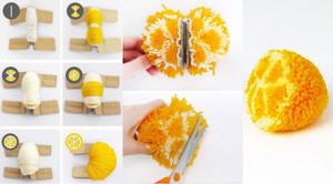 Помпон лимон