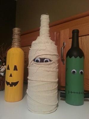 Монстры из бутылок