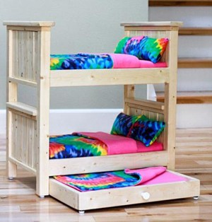 Кровать для двойни
