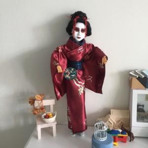Кукла из п