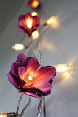 Романтичная гирлянда