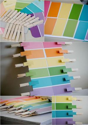 Сопоставь цвета