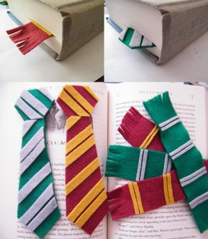 Закладка галстук