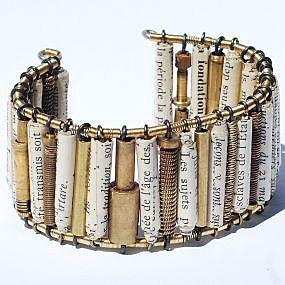 Типографский браслет