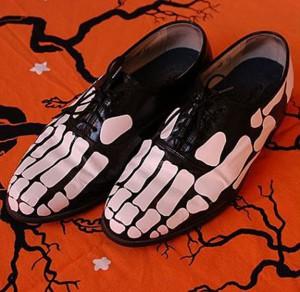 Туфли для Хэллоуина
