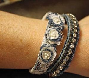 Молодёжные браслеты