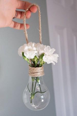 Подвесная ваза