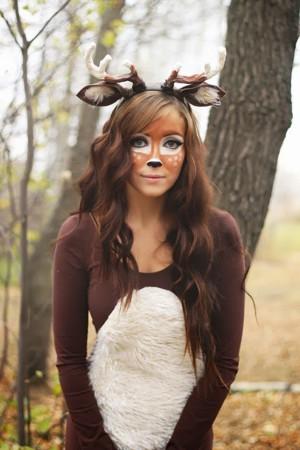 Очаровательный олень