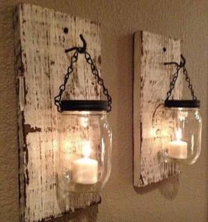 Светильники старого замка