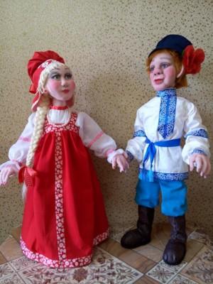 Куклы в на