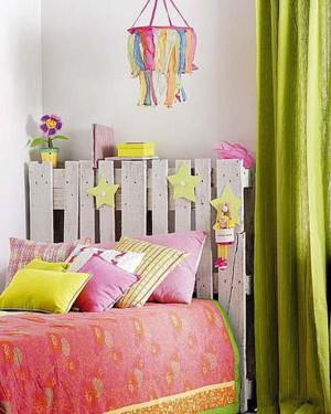 Для детской кровати