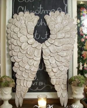Картонные крылья