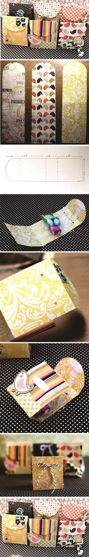 Подарочные конвертики для мелочей