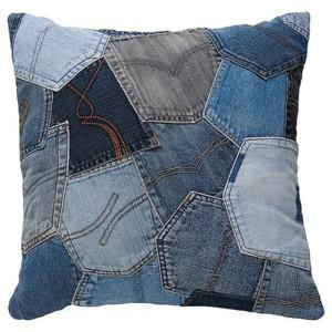 Подушка из карманов
