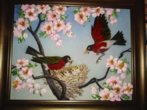Птицы выби