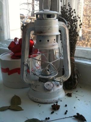 Лампа керо