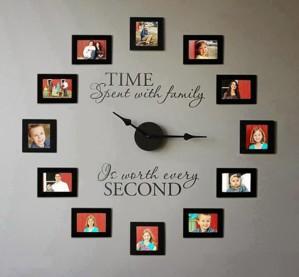 Часы с фотографиями