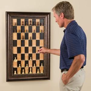 Картина-шахматы