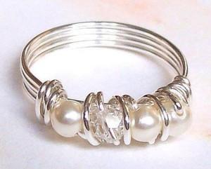 Проволочное кольцо