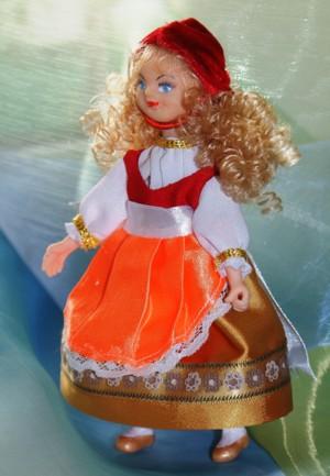 Кукла на п