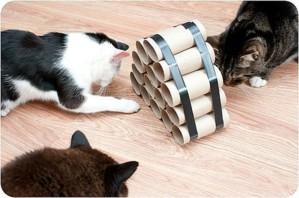 Игра для котов