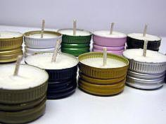 Миниатюрные свечи