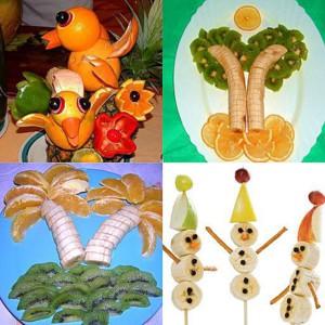 Идеи для детского стола