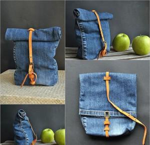 a5c54f9b5a04 Универсальная сумка из старых джинсов. Превратите... Елена Поделки для дома своими  руками