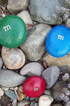 Каменные конфеты