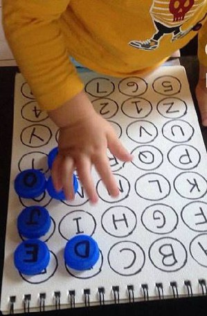 Изучаем алфавит