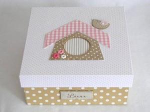 Коробка для девичьих секретов