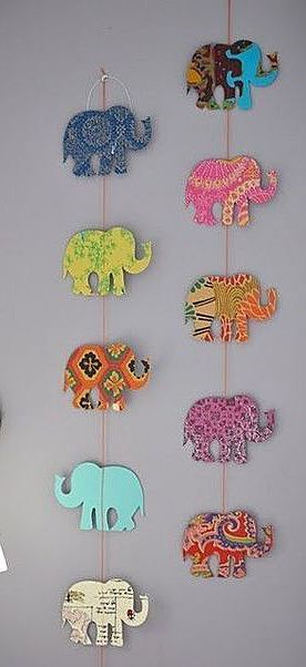Слоны на нитке