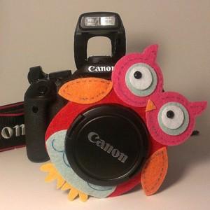 Сова для фотохудожника