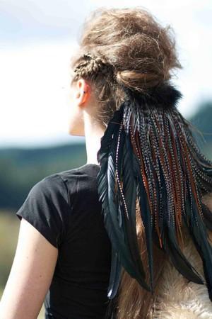 Эффектный аксессуар для волос