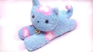 Котик из носка