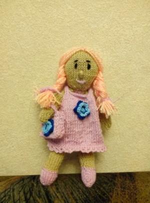 Кукла в ро