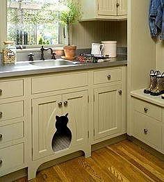 Апартаменты в кухонной мебели