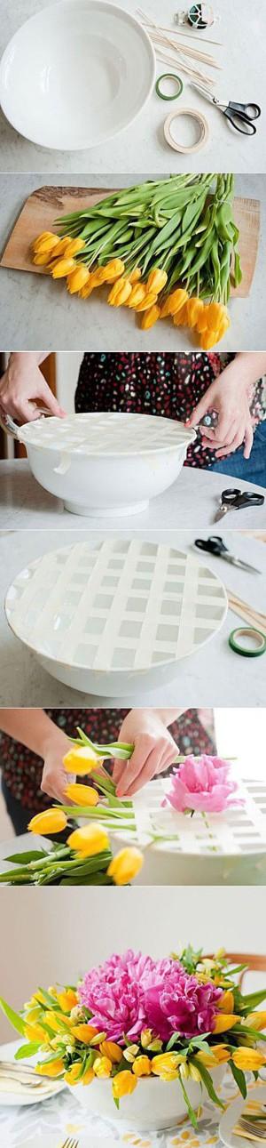 Как сделать вазу