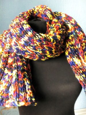 шарф Париж