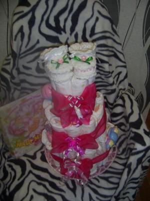 тортик из