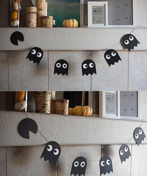 Черные привидения