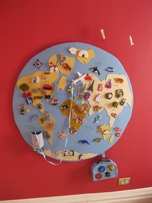 Весь мир в детской