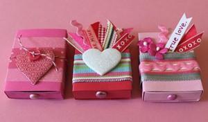 Бумажные коробочки