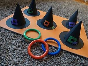Игра на Хэллоуин