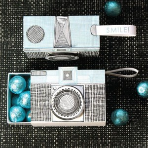 Коробка фотоаппарат
