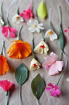 Скромные, но симпатичные цветочки