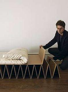Временная кровать