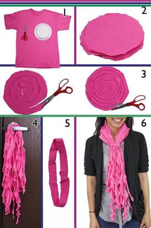 Молодёжный шарф